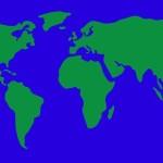 Kinder Weltkarten im Vergleich